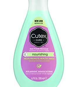Cutex Nourishing Nail Polish Remover