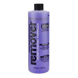 Onyx Professional Moisturizing Formula Nail Polish Remover Lavender Scented.