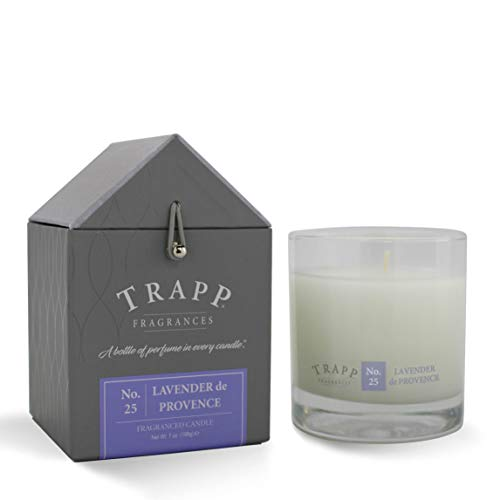 Trapp Signature Home Collection No. 25 Lavender De Provence Poured Scented