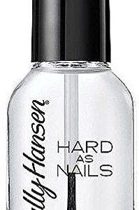 Sally Hansen Hard as Nails Nail Polish, Crystal Clear