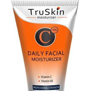 BEST Vitamin C Moisturizer Cream for Face, Neck & Décolleté for Anti-Aging