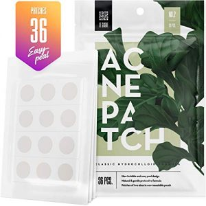 Acne Pimple Master Patch 36 dots - Absorbing Hydrocolloid Blemish Spot Skin