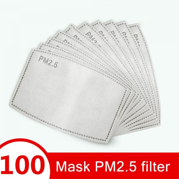 Cycling Face Medical Mask Filter Anit-fog Dustproof Bicycle Respirator Reusable Masks Sports Protection Pollution Masks