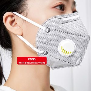 Dropshipping Reusable N95 FFP2 Anti Dust Mask Kn95 Facial Masks Respirator Masks KN95 Protective face mouth masks mascarillas