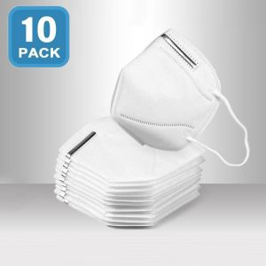 DHL Ship 100PCS N95 Antivirus Masks Reusable Masque Anti pollution Virus Mask ffp2 masque Safety Protective Face Mask