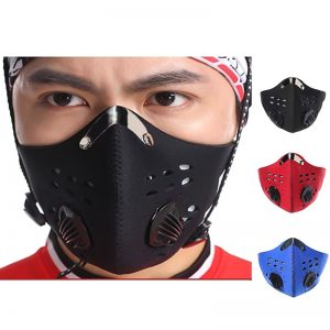 Face Mask proof Dust Pollution Filter Sport Cycling Running Bicycle BikeIn Stock Fast shipping Breathable