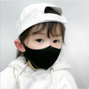 5Pcs/lot For 4-11 Years Kids Children Mouth Mask Anti Pollution Mask PM2.5 Air Dust Face Masks Washable & Reusable Mouth Cover