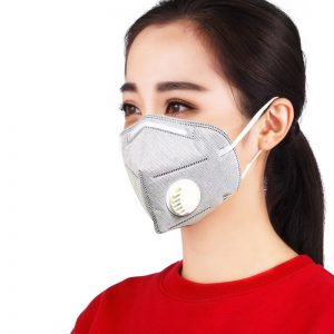 Reusable N95 Mask Mouth Face Dust Mask FFP2 KN95 Masks Breathing Respirator Safety Protective Mask Anti Dust Protection Filter