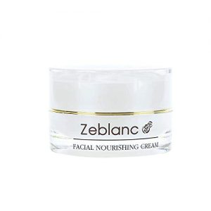 Zeblanc Facial Nourishing Cream Maternity Pregnant Pregnancy Relieving Moisturizer Rehydrates Soothing Gentle Sensitive Skin Care for all types