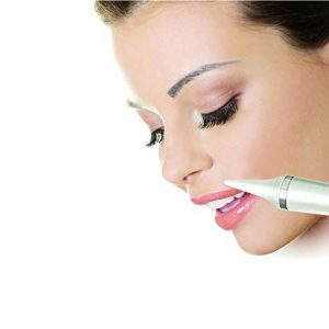 Hair Removal Laser- Epilady Epilaser Absolute Laser Stylus Pen- Gentle Rechargeable Facial Hair Laser for Women, Permanent, Professional Results at Home, FDA Cleared