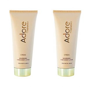 Adore Cosmetics | Nourishing Hand & Body Lotion - Origin - 6.8 Fl Oz | Anti Aging Luxury Lotion For Men and Women | With Shea Butter and Organic Plant Stem Cells For Skin Rejuvenation (2)