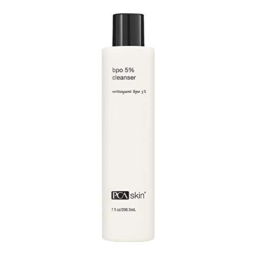 PCA SKIN BPO 5% Cleanser Clarifying Daily Facial Wash, 7 Fl Oz