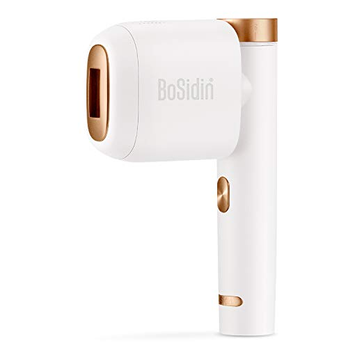 BoSidin Permanent Hair Removal for Women & Men Painless - Face, Upper Lip, Chin, Bikini, Leg & Body Use