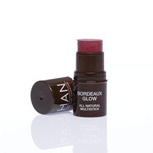 HAN Skincare Cosmetics All Natural Cheek and Lip Tint Bordeaux Glow