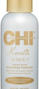 CHI Keratin K-Trix 5 Smoothing Treatment, 3.92 Fl Oz