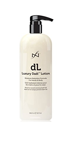 Dadi lotion DL Luxury Hands & Body Lotion by Famous Names 32 oz