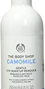 The Body Shop Camomile Gentle Eye Makeup Remover, 8.4 Fl Oz