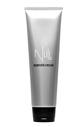 [Low Irritation] NULL Hair Removal Cream for Men, Works on pubic hair, body, arms, legs, male chest 7.05 oz, mild smell