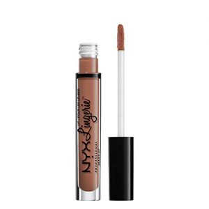 NYX PROFESSIONAL MAKEUP Lip Lingerie Matte Liquid Lipstick, Push-Up