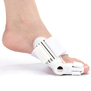 Bunion Corrector(2 Pieces),Hallux Valgus Brace Splint Pads Bunion Big Toe Separators Straightener