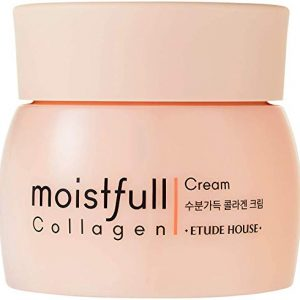 ETUDE HOUSE Moistfull Collagen Cream (New) - Skin Care Facial Moisturizing Cream - Anti Aging Wrinkle for Women