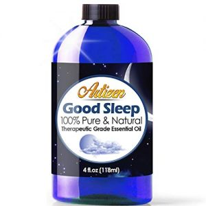 Artizen Good Sleep Blend Essential Oil (100% Pure & Natural - UNDILUTED) - Huge 4oz Bottle - Perfect for Relaxation, Sleeping -Blended w/Clary Sage, Copaiba, Lavender