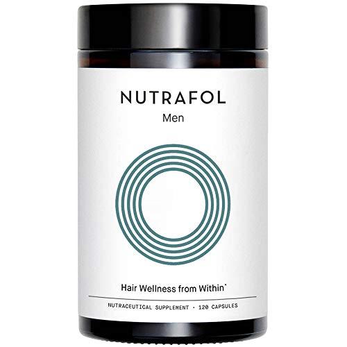 Hair Loss Thinning Supplement – Men's Hair Vitamin for Thicker Healthier Hair