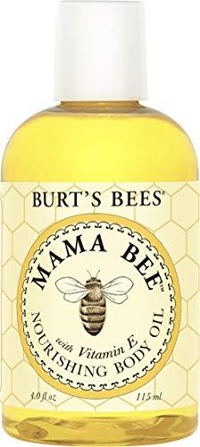 Burt's Bees 100% Natural Mama Bee Nourishing Body Oil, 4 Fl Oz