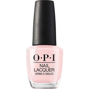 OPI Nail Polish, Nail Lacquer, Put it in Neutral, Pink Nail Polish, 0.5 Fl Oz