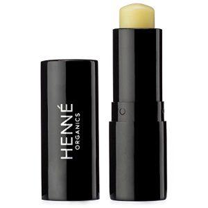 Henné Organics Luxury Lip Balm V2 - Natural and Organic Moisturizer - 0.17 Ounce Stick
