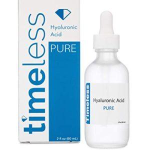 Timeless Skin Care Hyaluronic Acid Serum 2 oz