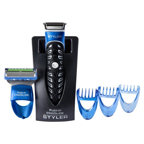 Gillette All Purpose Styler: Beard Trimmer, Fusion Razor & Edger for Men (Frustration Free Packaging)