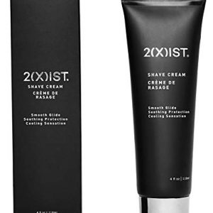 2XIST Shaving Cream For Men Natural Luxury Cooling Shave Cream Smooth moisturizing Cream Shaving For Men Lather Shaving Cream Men Scented Mens Shaving Cream with Vitamin E Jojoba Oil Squalane Aloe