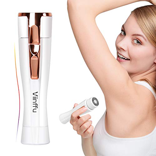 Professional Hair Removal for Women,Portable Miniature Female Facial Hair Remover. Safe Painless Hair Removal,Epilator for Face Lip Body