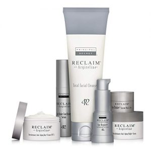 Principal Secret – Reclaim Daily Anti-Aging Essentials Kit Skincare System with Argireline – 6 Piece