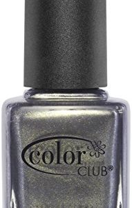 Color Club Untamed Luxury Nail Polish, Snake Skin.05 Ounce