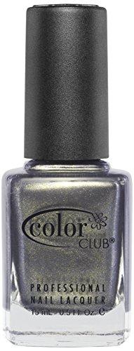 Color Club Untamed Luxury Nail Polish, Snake Skin.05 Ounce