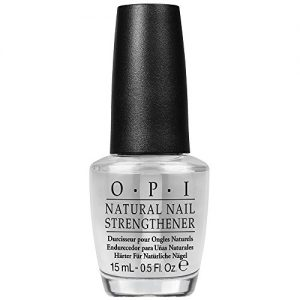 OPI Natural Nail Strengthener, Nail Polish Treatment, 0.5 Fl Oz