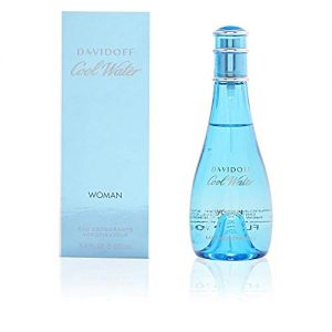 Cool Water by Zino Davidoff | Eau de Deodorante | Fragrance for Women | Ocean Breeze and Sea-Water Scent | 100 mL / 3.4 fl oz