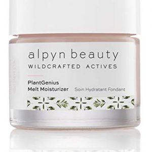Alpyn Beauty - Natural PlantGenius Melt Moisturizer (1.7 fl oz | 50 ml) | Clean, Wildcrafted Luxury Skin Care