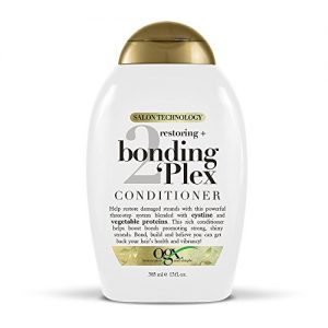 OGX Restoring + Bonding Plex Salon Technology Conditioner, 13 Ounce
