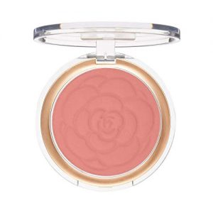 Flower Beauty Flower Pots Powder Blush - Smooth & Silky, Skin Tone Enhancing, Soft Satin Finish Makeup (Sweet Pea)