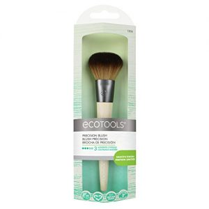 EcoTools Precision Blush Brush, Control, Contour, & Sculpt Powder or Cream Blush