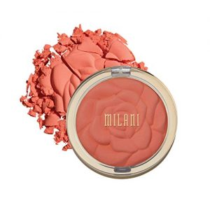 Milani Rose Powder Blush - Coral Cove (0.6 Ounce) Cruelty-Free Blush - Shape, Contour & Highlight Face with MMilani Rose Powder Blush - Coral Cove (0.6 Ounce) Cruelty-Free Blush - Shape, Contour & Highlight Face with Matte or Shimmery Coloratte or Shimmery Color