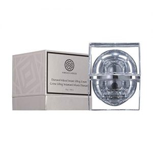 Forever Flawless Diamond Infused Instant Face Lifting Cream, Luxury Skin Care Infused w Natural Diamond Powder, Anti-aging, Anti-Wrinkle, and Hydrating Formula FF51
