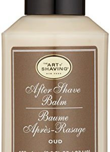 The Art of Shaving After Shave Balm, Oud, 3.3 Fl Oz