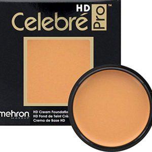 Mehron Makeup Celebre Pro-HD Cream Face & Body Makeup (0.9 oz) (MEDIUM 1)