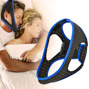 Anti Snoring Chin Strap Effective Adjustable Stop Snoring Solution, Anti Snoring Devices Reduce Sleep Snoring for Men and Women