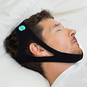 Anti Snoring Chin Strap for Adults (for Medium and Large Heads) – Chin Strap to Stop Snoring - Anti Snoring Devices for Men and Women – Sleep Aid for Mouth Breathers