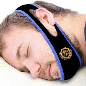 Er - Ak Anti Snoring Chin Strap for Women and Men Adjustable Full Size